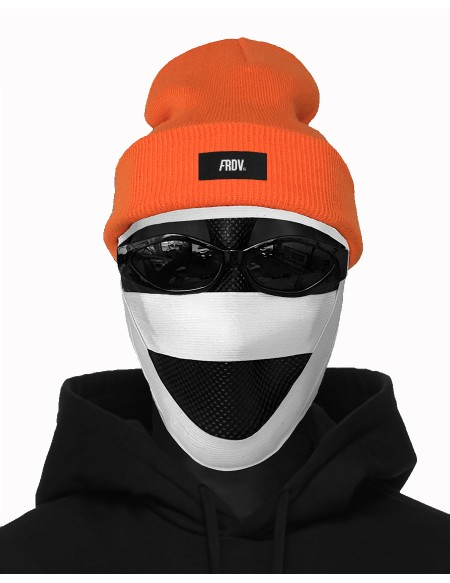 Bonnet FRDV orange