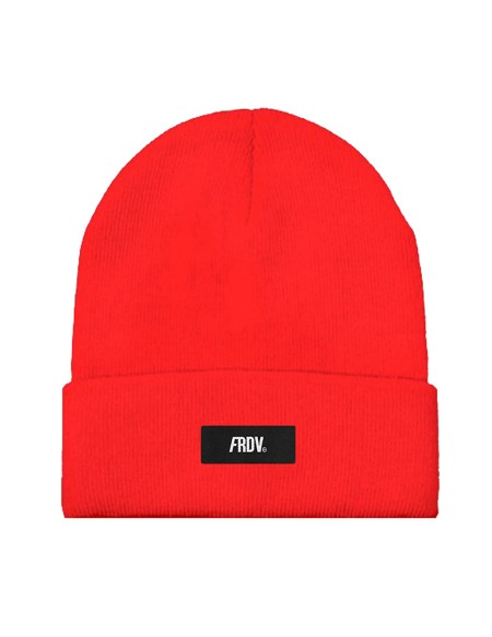 Bonnet FRDV rouge