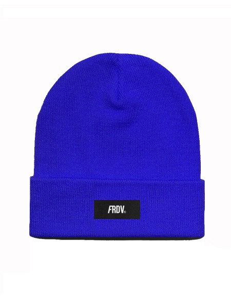 Bonnet FRDV bleu roi