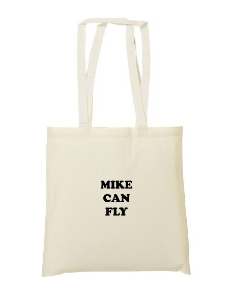 Tote bag Jordan Mike can fly