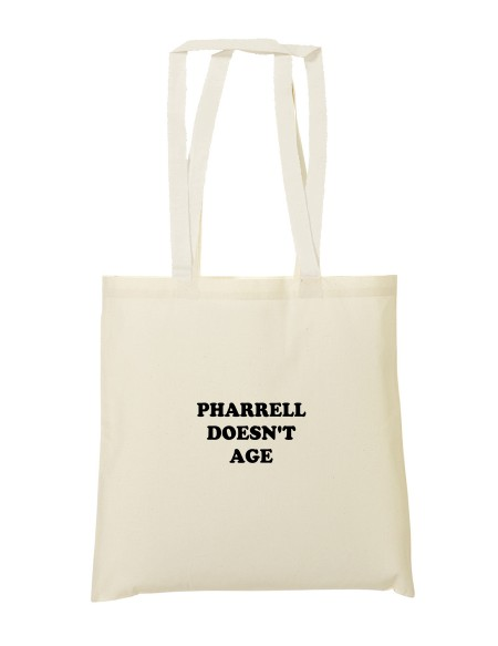Tote bag Pharrell doesn't age